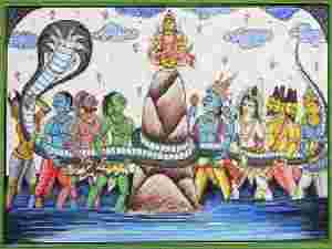 Samudra Manthan Devotional Stories