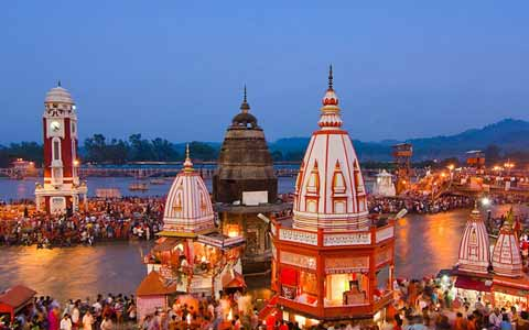 Haridwar Religious Places