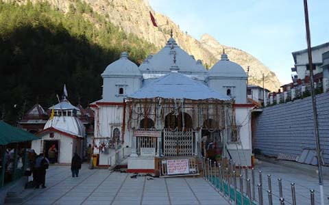 Gangotri Religious Places